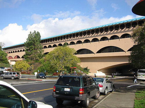 Marin County Civic Center - frank-lloyd-wright Photo