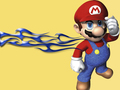 Mario Flames