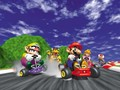 Mario Kart - nintendo wallpaper
