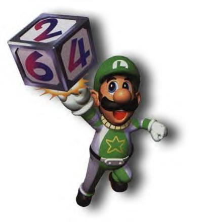 Mario Party 2 Artwork