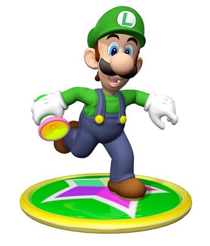 Mario Party 4 Artwork