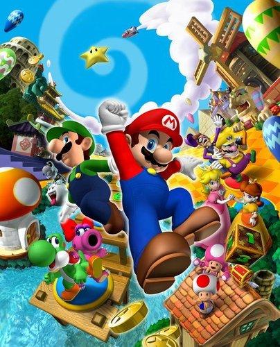 Mario Party 7 Artwork