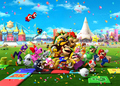 Mario Party 8 Artwork - mario-party photo