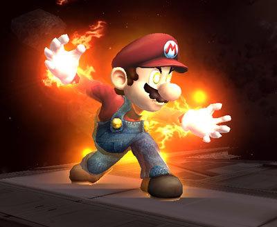 Mario's Final Smash