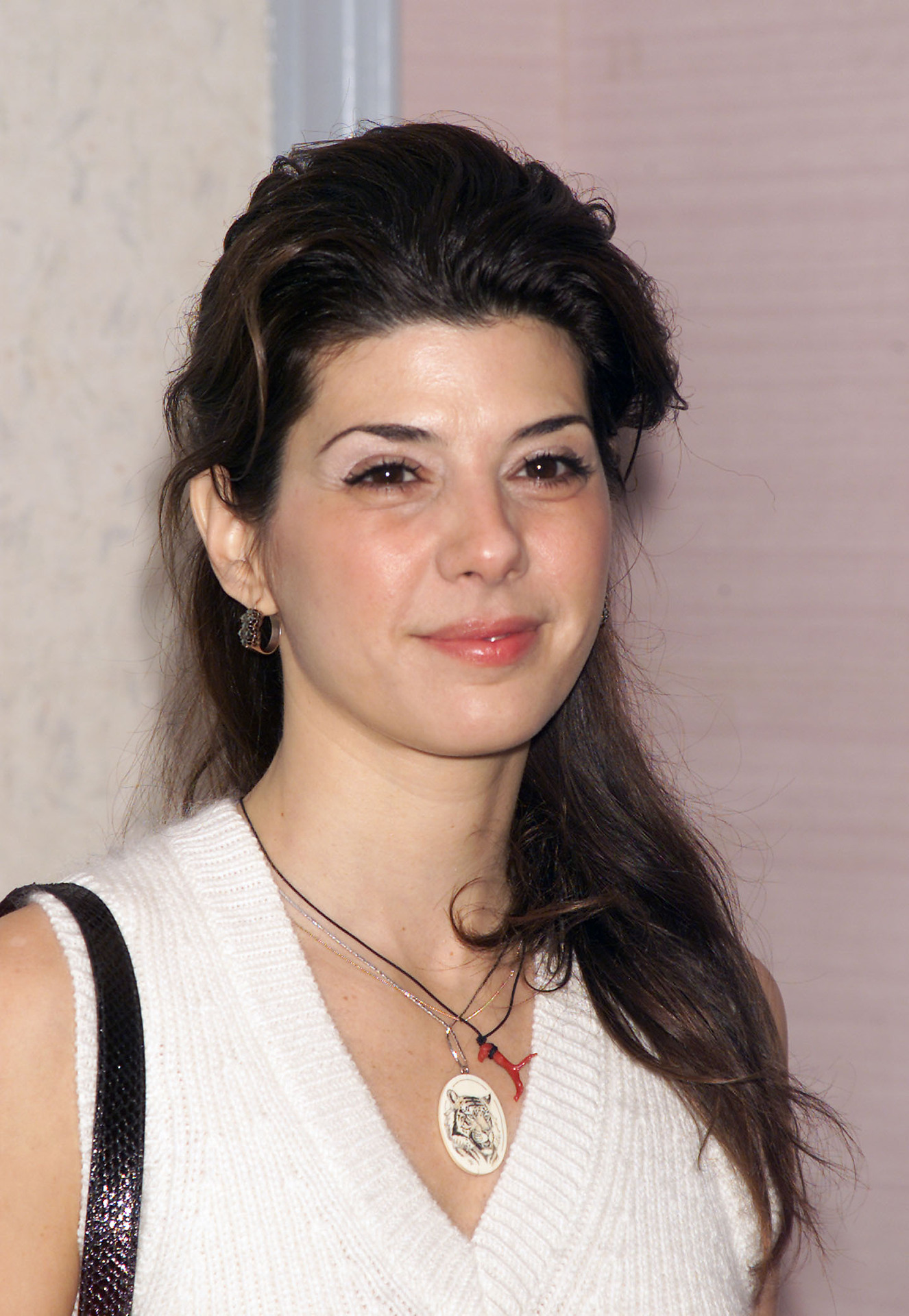 how tall is marisa tomei
