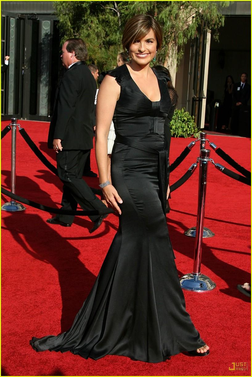 Mariska Hargitay @ Emmys