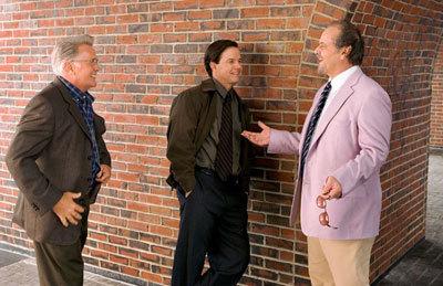 Mark, Jack and Martin