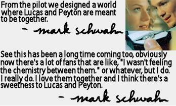 Mark's comentarios on LP