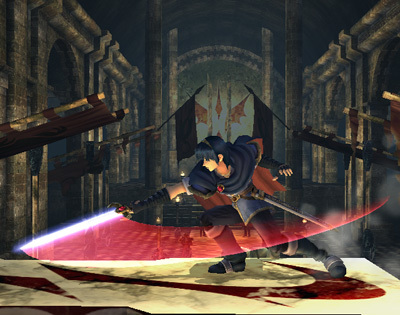 Super Smash Bros. Brawl দেওয়ালপত্র called Marth