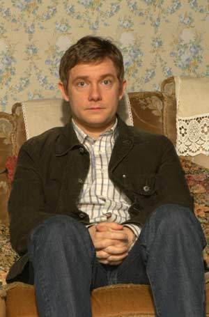 Martin freeman the office uk photo