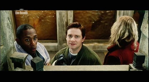 Martin in Hitchhiker's Guide
