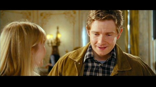 Martin in Love Actually