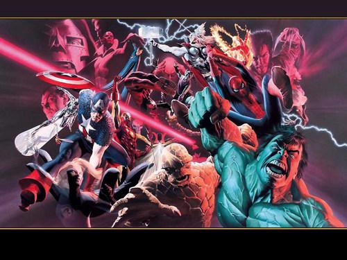 Marvel Giải cứu thế giới