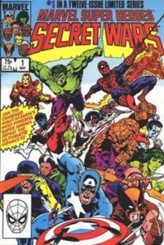 Marvel Super heroes Secret War