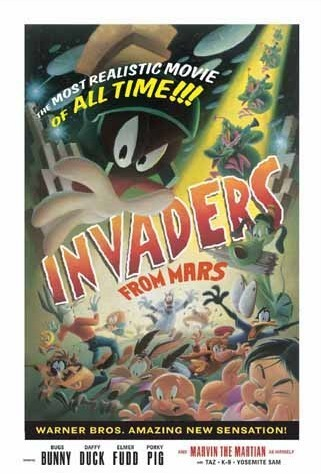 Marvin the Invader From Mars