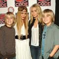 Mary-Kate, Ashley, Dylan, Cole