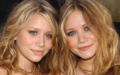Mary-Kate & Ashley