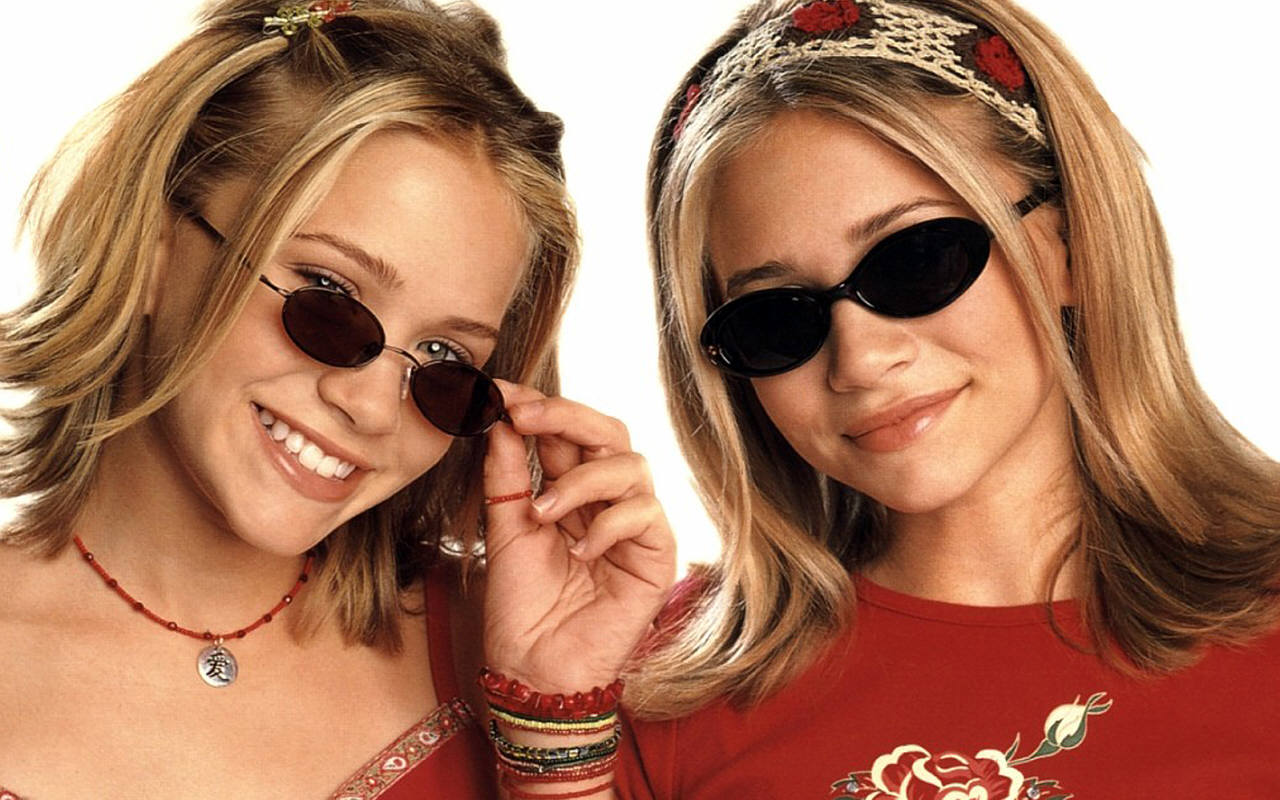 Mary kate and ashley olsen fucked