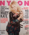 Mary-Kate in Nylon