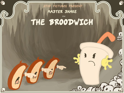 Master Shake in The Broodwich