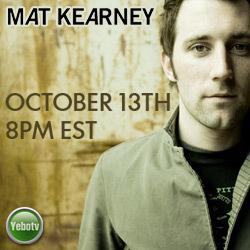 Mat Kearney - YeboTV