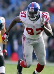 Mathias Kiwanuka 2006-Present - new-york-giants Photo