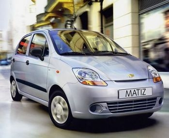 Chevrolet wallpaper called Matiz
