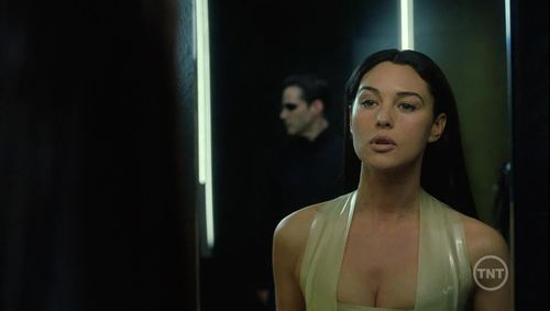 Matrix Reloaded HD Cap