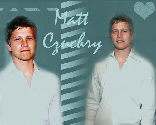Matt Czuchry Blend
