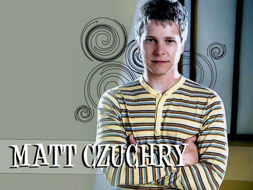 Matt Czuchry پیپر وال