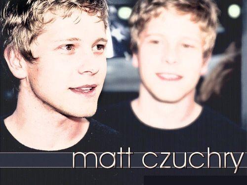 Matt Czuchry's پیپر وال