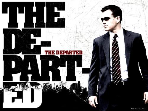 Matt Damon fondo de pantalla