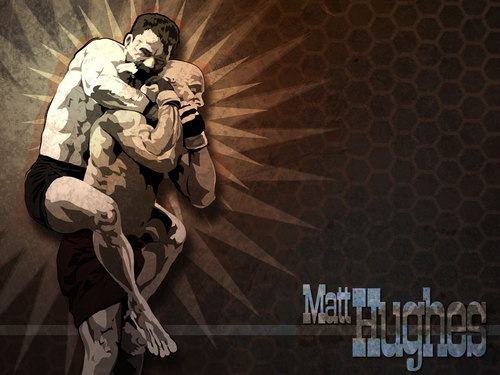 Matt Hughes - mma Wallpaper