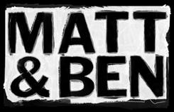 Matt and Ben Logo