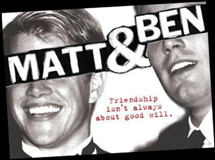 Matt and Ben Logo