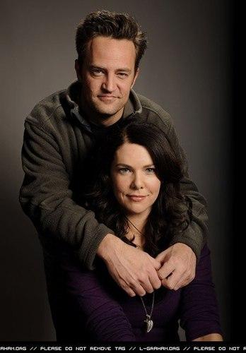 Matthew & Lauren Graham
