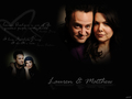 Matthew & Lauren - matthew-perry wallpaper