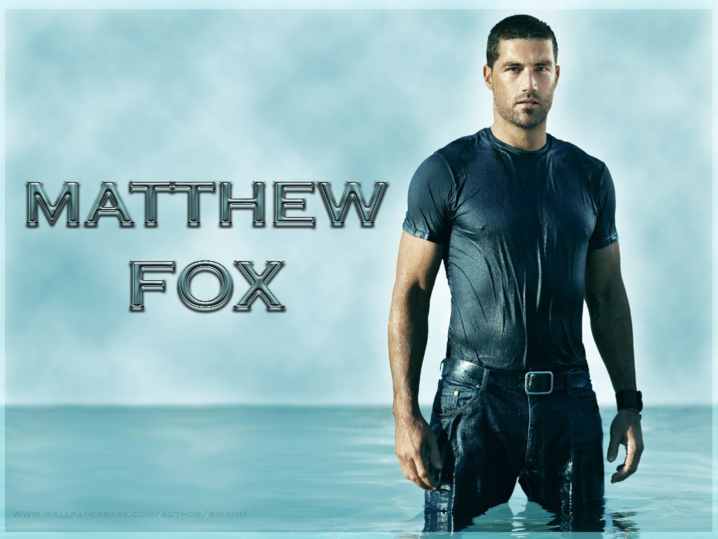 Matthew Fox - Picture Hot
