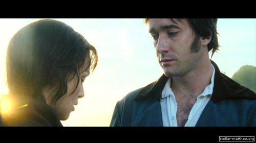 Matthew Macfadyen as Darcy
