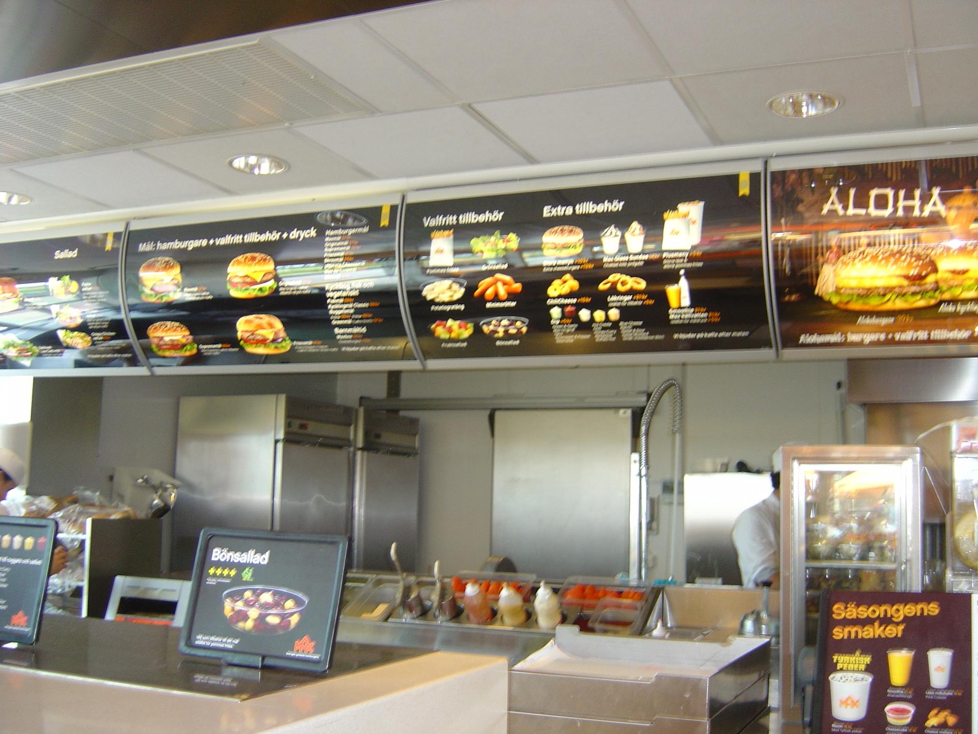 Max Fast Food