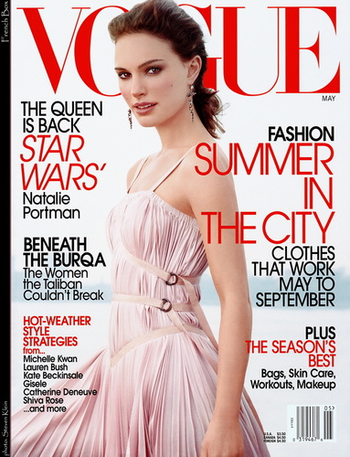 May 2002: Natalie Portman