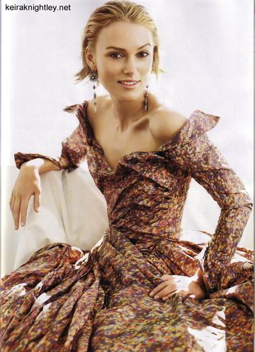 May 2006 - Keira Knightley