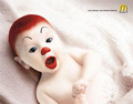 McDonald's baby