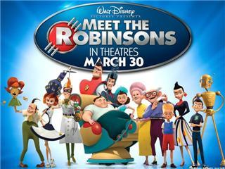 Meet The Robinson's