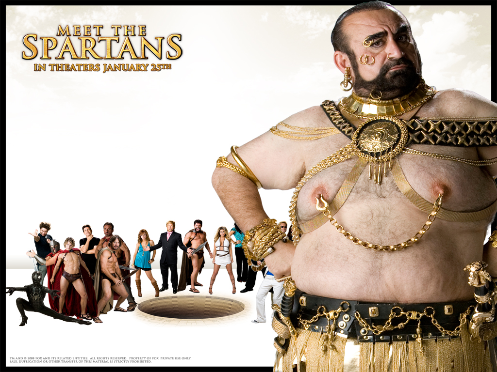 Meet the Spartans - Upcoming Movies Wallpaper (663696 ...