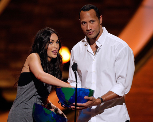 Megan & The Rock