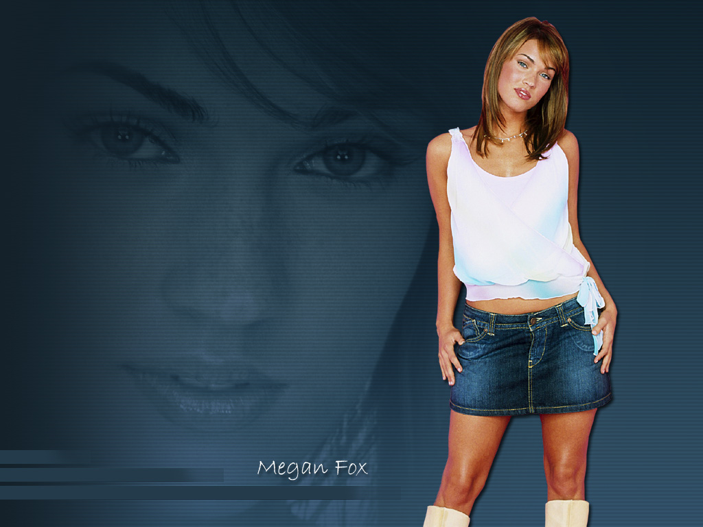 Megan Fox - Wallpaper Gallery