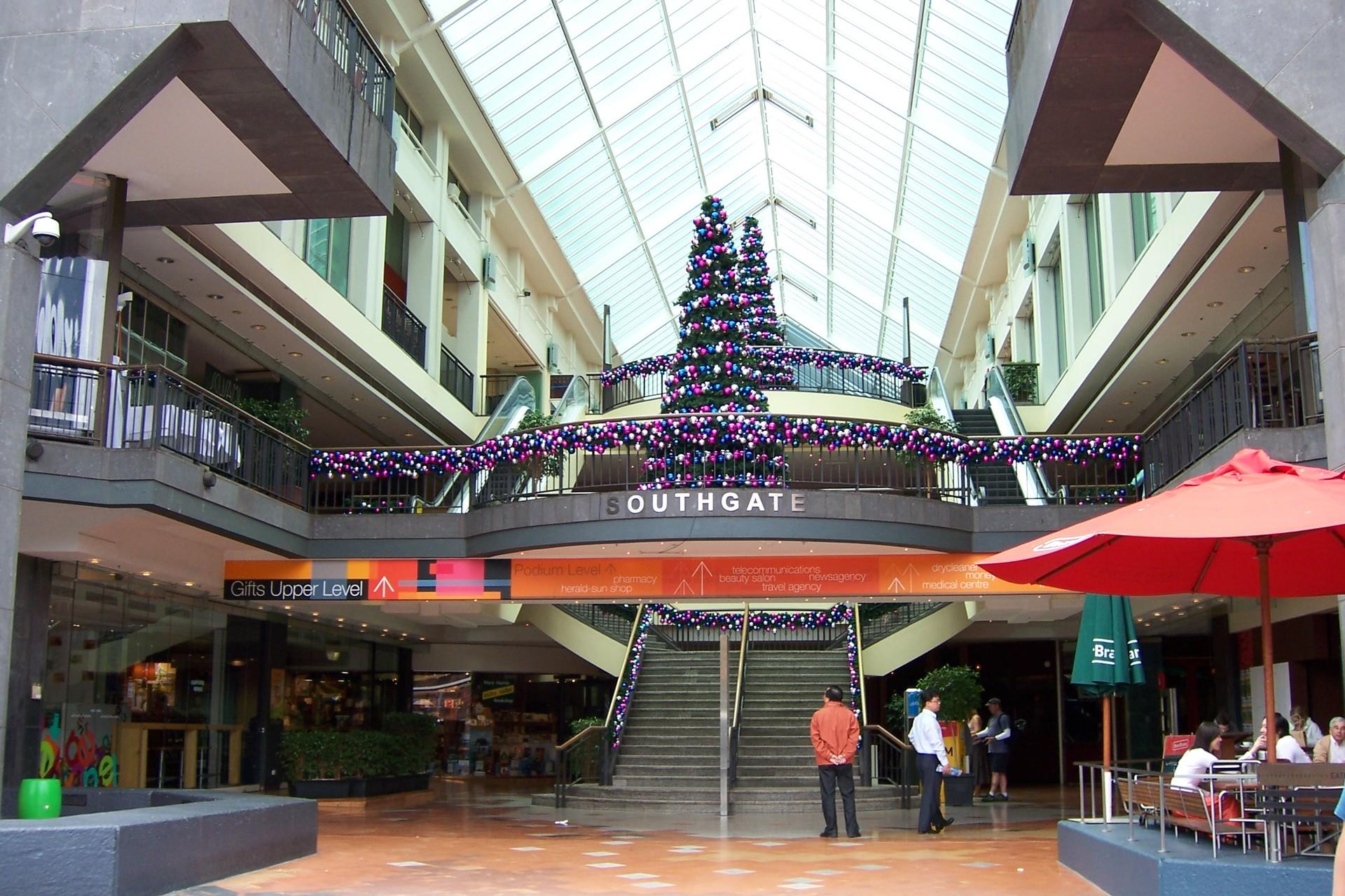 Melbourne at Natale