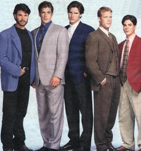 Men of Days