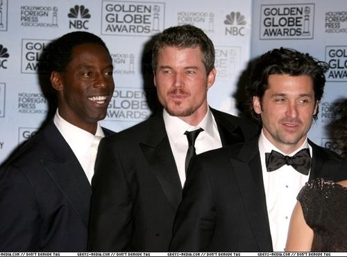 Men of Greys Anatomy
